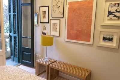Cozy renovated apartment in Eixample part of Barcelona